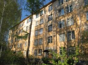 Khruschevka Building