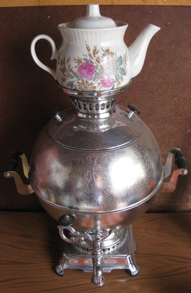 electric samovar for dacha tea