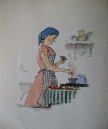 Perfect Soviet Housewife