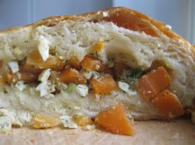 Novgorod Borkannik or Carrot Pie