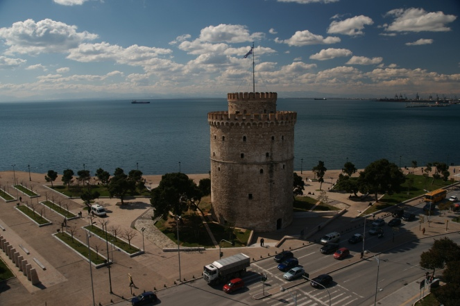White Tower, the symbol of Thessaloniki