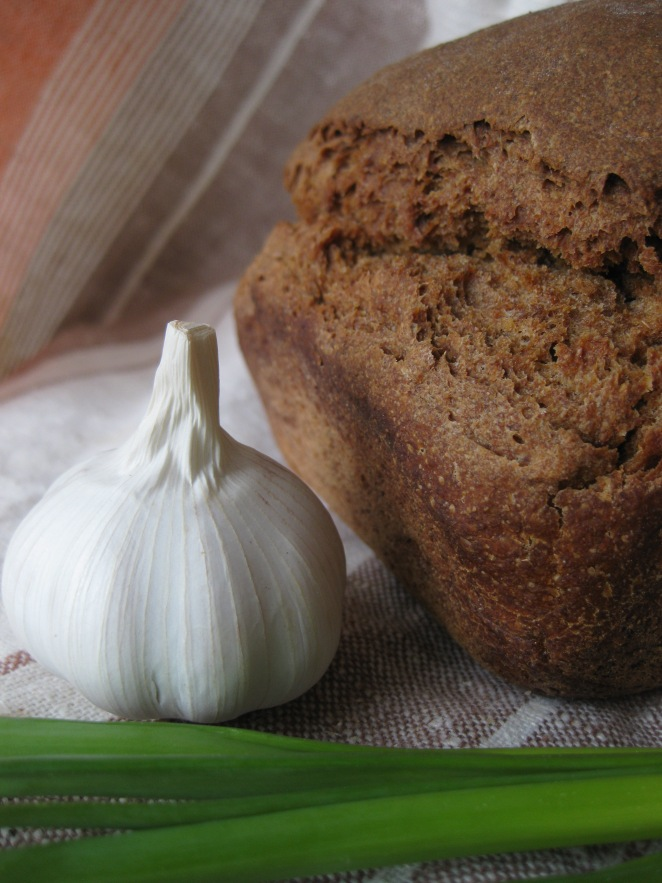 Sourdough Rye Bread with Malt
