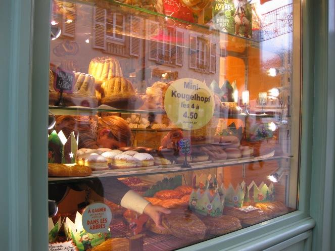 Kouglehopf in rue d'Austerlitz