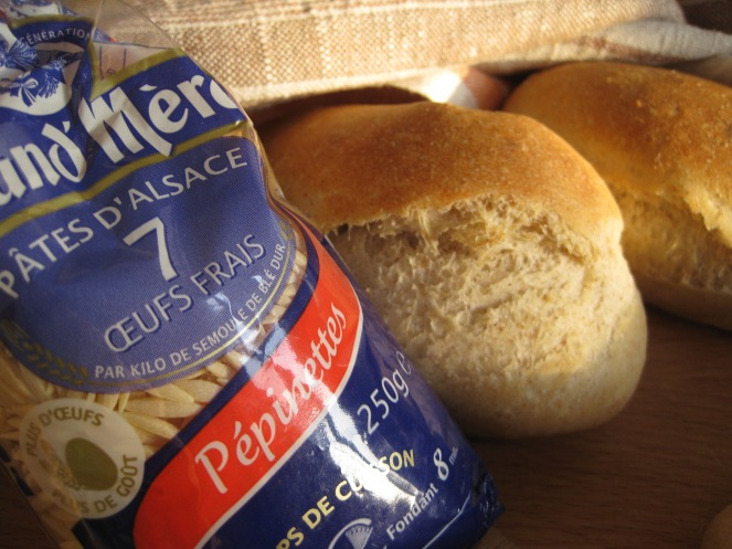 French Rolls - Petits Pains