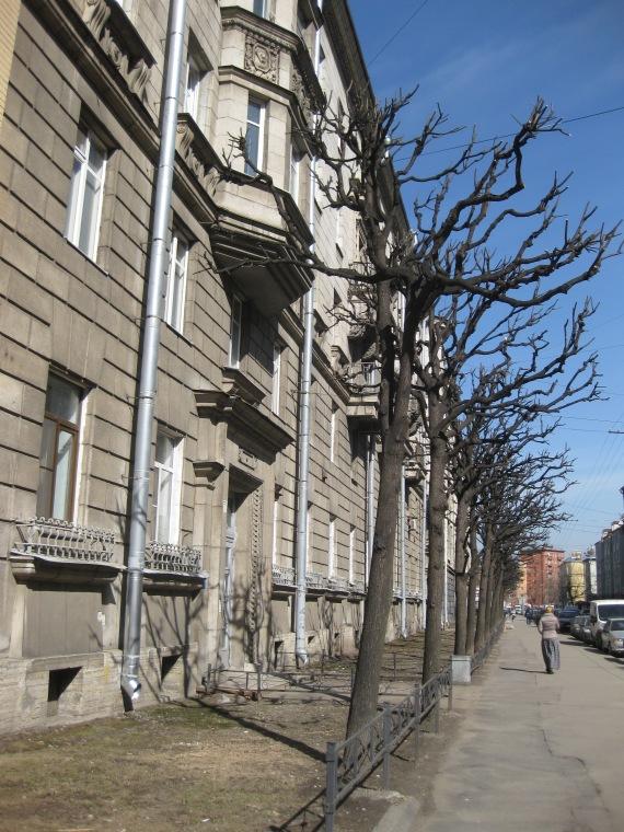 Bolshaya Monetnaya Street