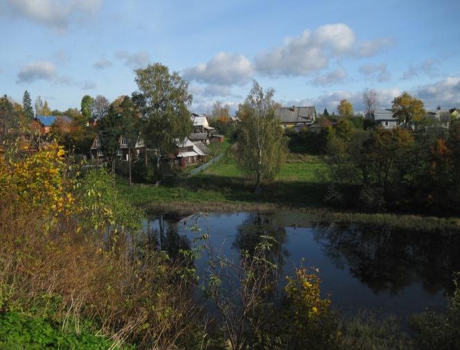 Rozhdestveno village