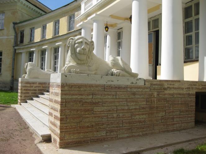 Maryino manor, Lenoblast