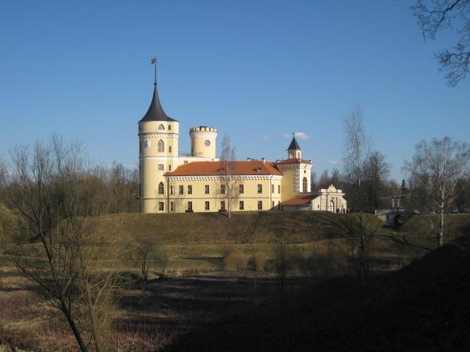 Mariental Castle, Pavlovsk