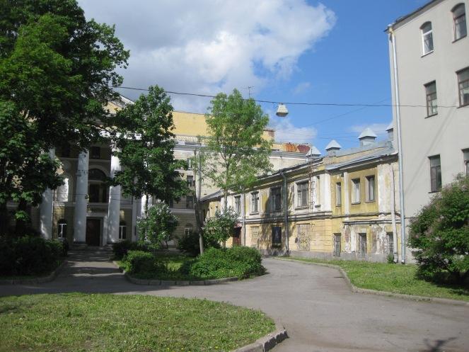 Lenfilm museum
