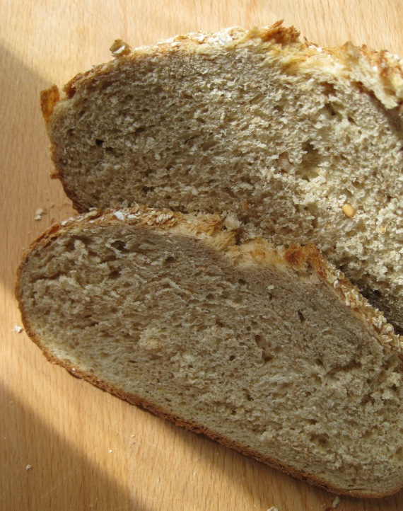 Honey Grain Bread