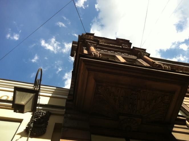 Rubinshteyna Street