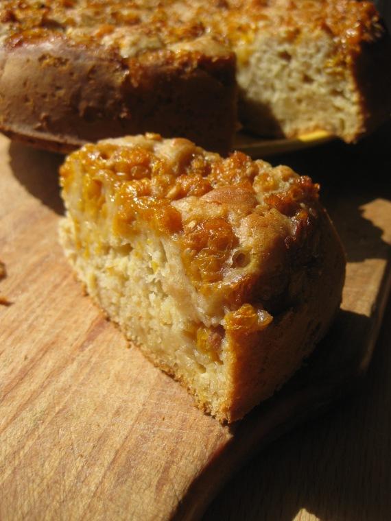 Cloudberry Cake from cutterlight.com