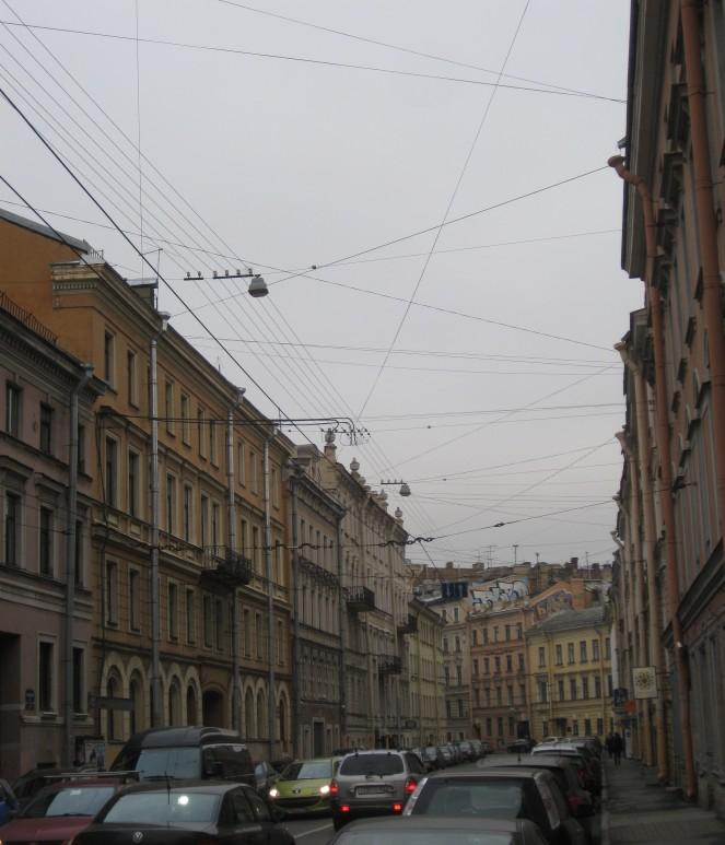 Kazanskaya Street, , St Petersburg