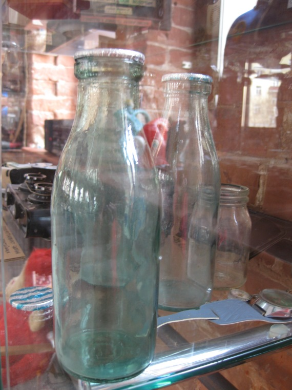 famous glass bottles
