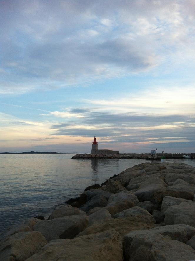 Evening, Sanary sur mer