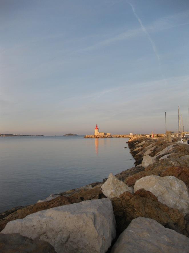Early Morning, Sanary sur mer