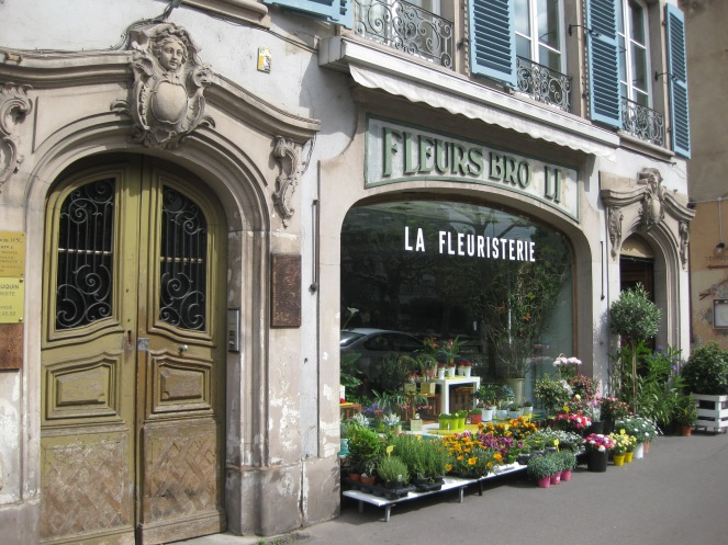 Flower Shop, Strasbourg