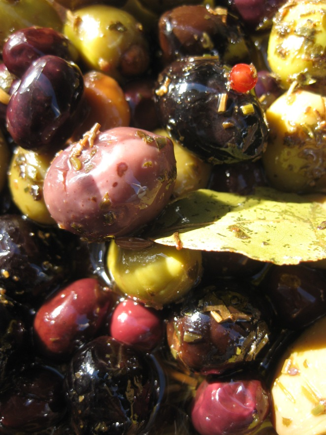 olives from Provence