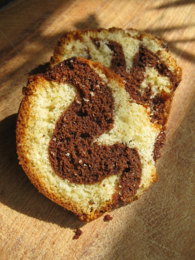 Chocolate Marble Bread from www.joyofbaking.com