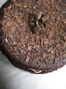 Sinful Midnight Cake from thejoyofcaking.wordpress.com