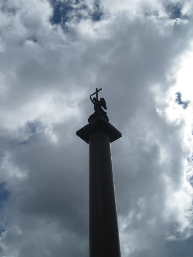 Alexander Column, Palace Square