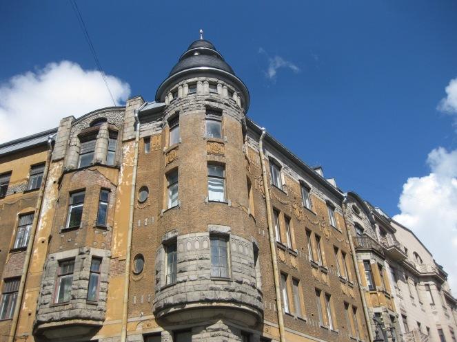Bolshaya Konushennaya Street