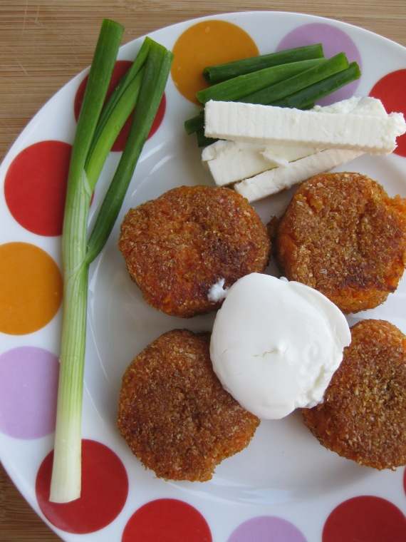 Carrot Patties from pojrem.ru
