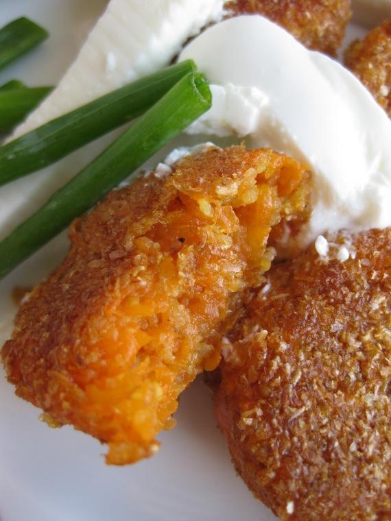 Carrot Patties from pojrem.ru