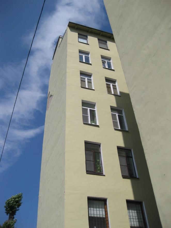 Sportivnaya Street