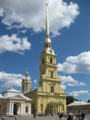 St Peter and Paul Cathedral, St Petersburg