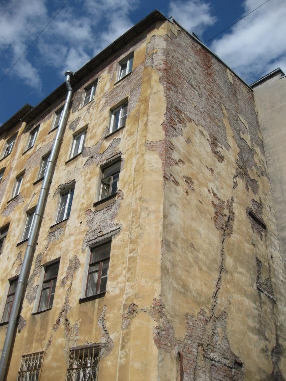 Ligovsky Avenue, St Petersburg