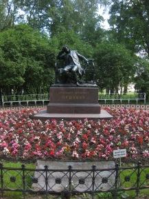 Pushkin or Tsarskoye Selo