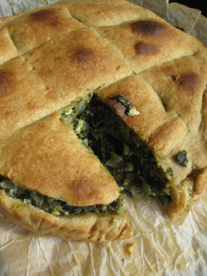 Spanakopita from www.toarkoudi.gr