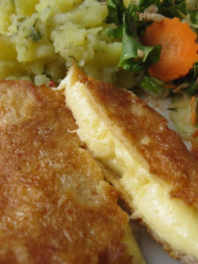 Fried Kashkaval Cheese, Blagoevgrad