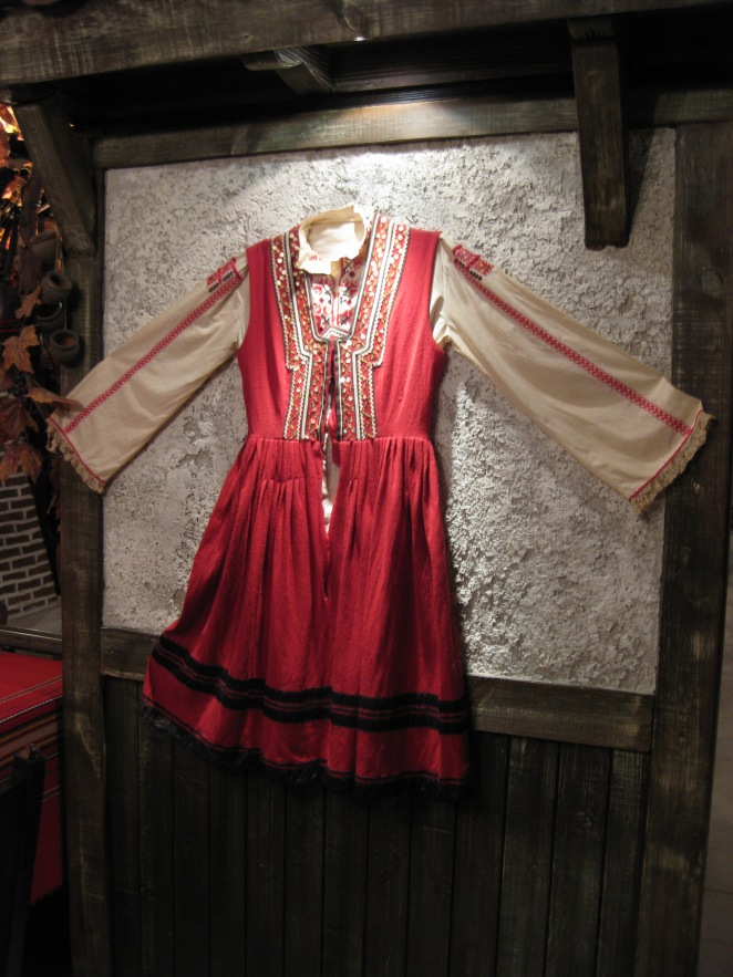 traditional Bulgarian Taverna, Blagoevgrad