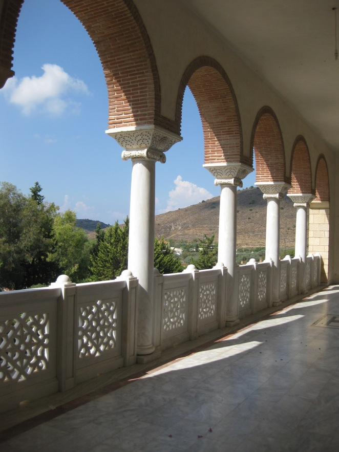 Agios Nektarios Monastery, Aegina Island