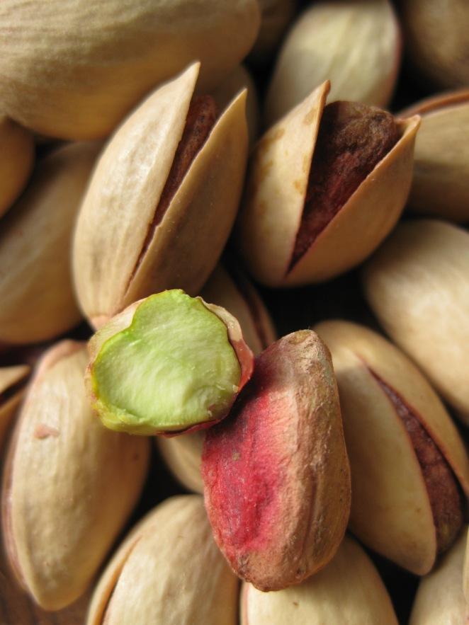 pistachios from Aegina