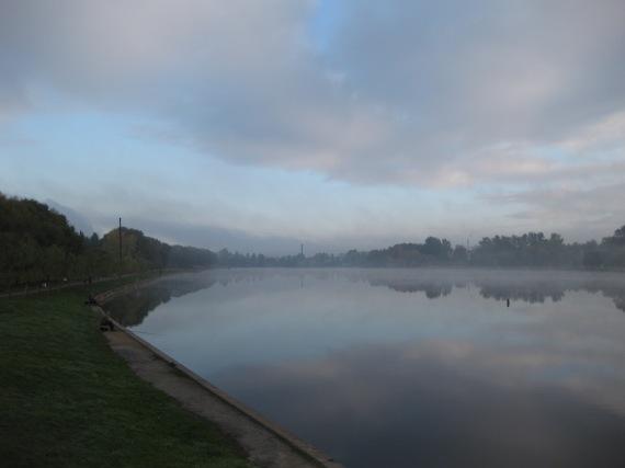 Mist in Kolpino