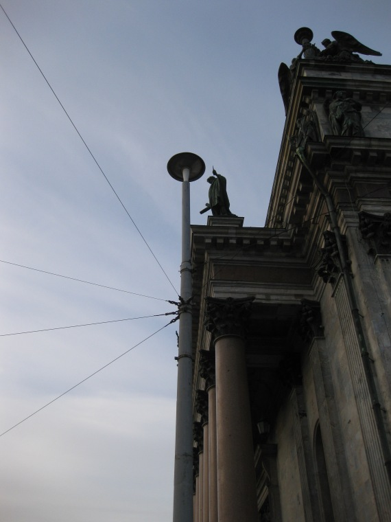 St Isaac Cathedral, St Petersburg, Russia