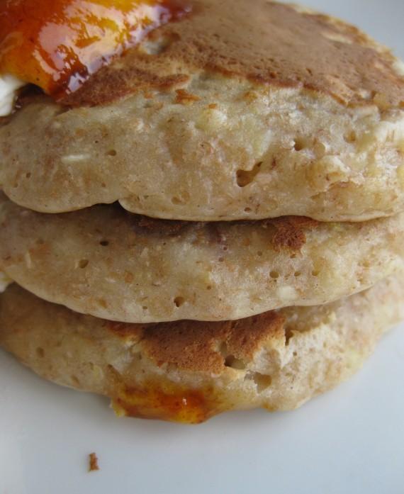 Apple Pancakes from smittenkitchen.com