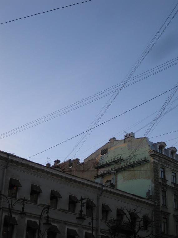 Bolshaya Konyushennaya Street, St Petersburg