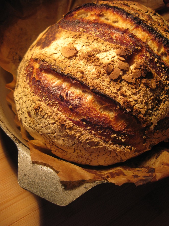 Hearth Sourdough from www.karenskitchenstories.com