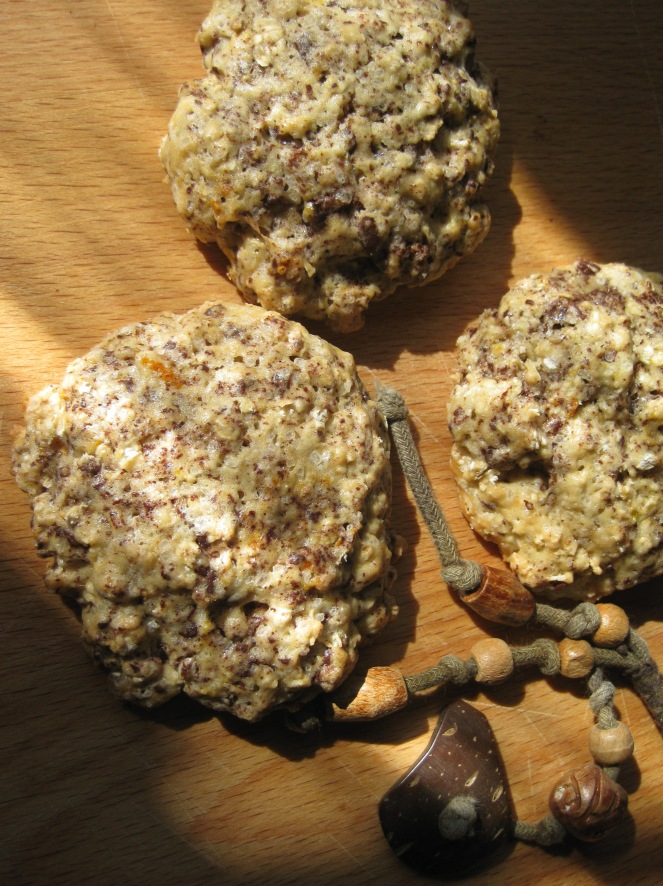 Soft Oatmeal Cookies with Chocolate from gastronom.ru