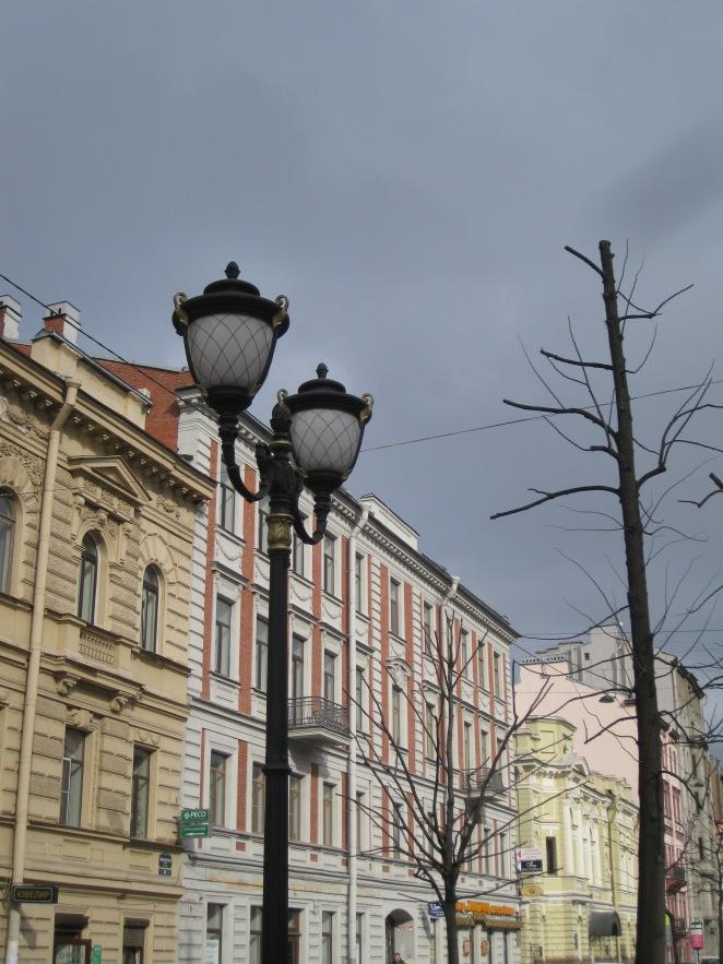 Furshtatskaya Street, St Petersburg