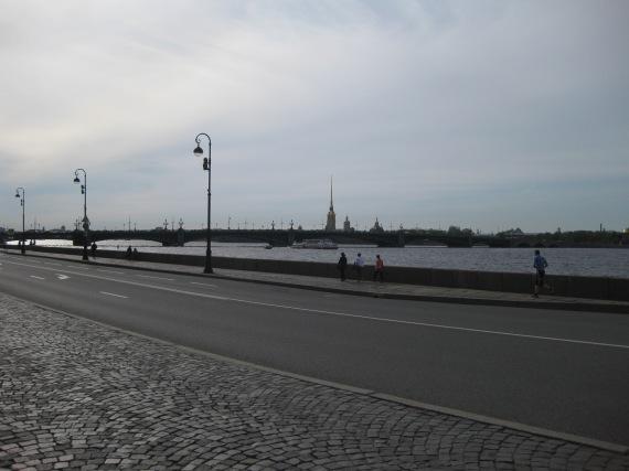 Prachechny Bridge, St Petersburg