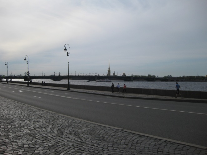 Prachechny Bridge, St Petersburg