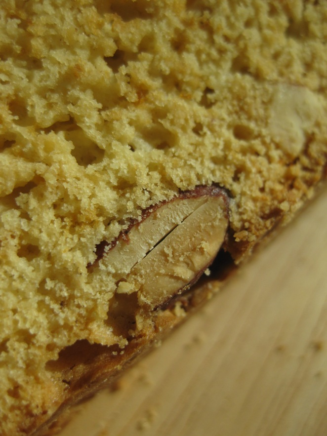 Almond Biscotti from smittenkitchen.com