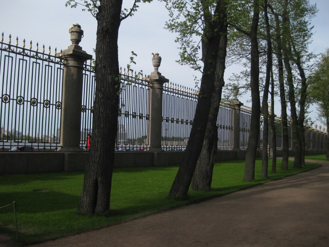 Summer Garden, St Petersburg