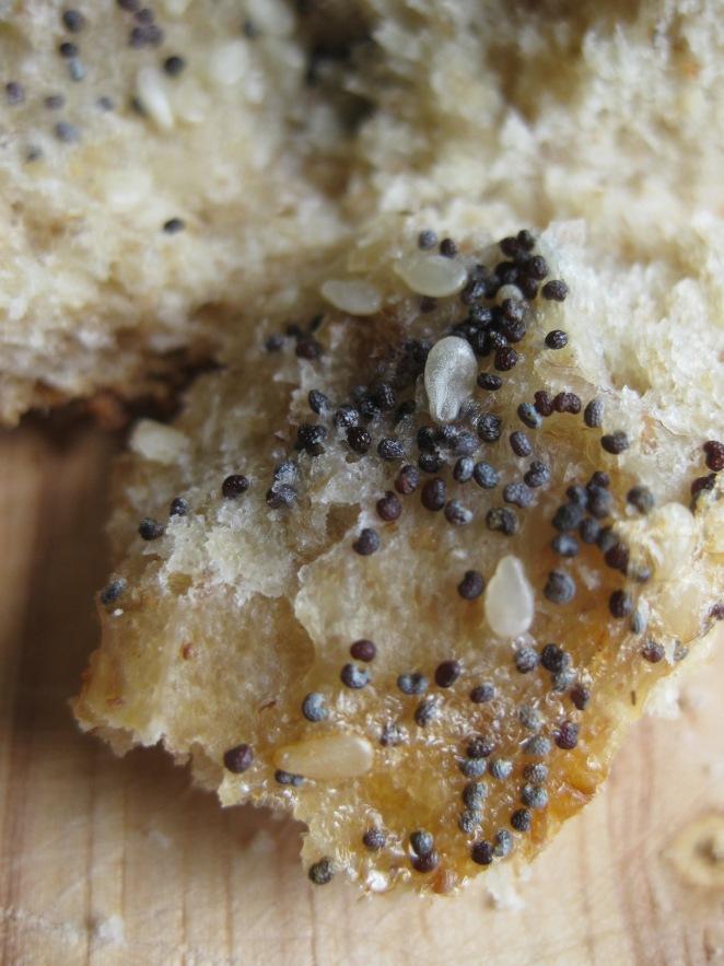Crunchy Seed Braid from www.ashaggydoughstory.com