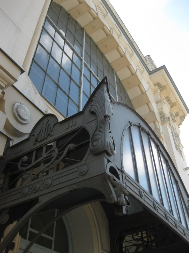 Vitebsk Railway Station, St Petersburg